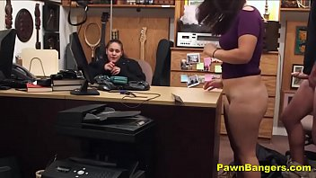 sexvideo Shoplifter Fucks Her Way Out Of Punishment