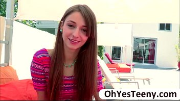 desixxx com Fresh teen hottie Willow Hayes first time encouter a big cock