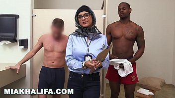 barrzer MIA KHALIFA - My Ultimate Interracial Big Dick Challenge
