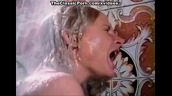 katorsex Dominique Saint Clairema Roger Caine in great classic porn sex in the shower scen