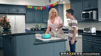 aussieass Brazzers - Mommy Got Boobs - My Friends Fucked My Mom scene starring Ryan Connerma Jordi El Ni&ntild