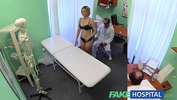 potno FakeHospital New doctor gets horny MILF naked and wet with desire