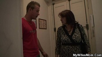 puremature com Busty granny gets laid by son-in-law