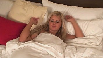 blackedraw Astounding blonde plays with her sex toy