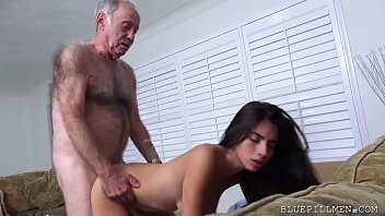 jav777 Latina Teen Fucks Old Man Frankie