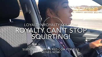 grannysex LOYALTYNROYALTY &ldquoPULL OVER I HAVE TO SQUIRT NOW