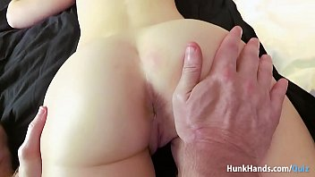 oldertube Bubble butt British babe squirts ALL over the hotel bed in real massage Amateur POV