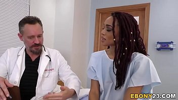 uporn Busty Ebony Julie Kay Having Group Sex In Hospital