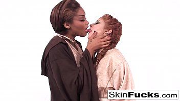 japanhub Sexy Skin teaches new recruit Penny Pax the force