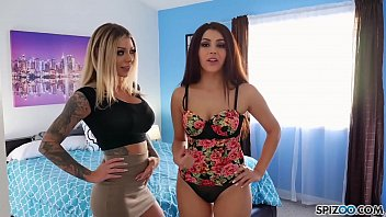 oreob4by Spizoo - Karma Rx and Valentina Nappi fuck and suck a big dickma big booty
