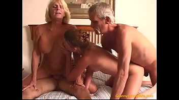john1andaby Teen fucks her Grand Parents