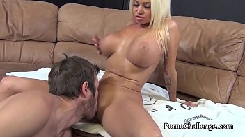 avpeep Titjob and BJ from Nikita Von James