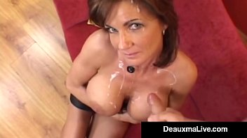 badmanrobin8 Horny Housewife Deauxma Gets Pounded Anally & Gets Cummed On