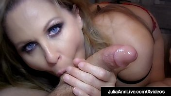 youjezz Get Your Cock Sucked By Milf Julia Ann In This POV Fantasy