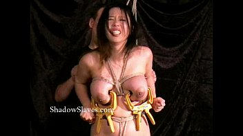 samanthalatinaa Asian bdsm of busty japanese slavegirl Tigerr Benson in hotwax bondage