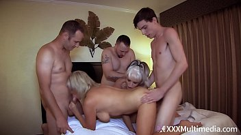 xxn Mommy Has An Orgy With Son and His Friends feat Payton Hall
