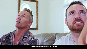 ripherup DaughterSwap - Hot Daughters Hypnotized By Dads