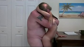 sexyvedio daddy and daughter fucking on the kitchen table