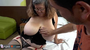 mobilexhamster Agedlove granny with big tits banged