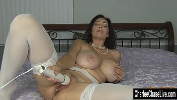 porhnub Kinky Big Tit MILF Charlee Chase Puts Some Bling in Her Ass