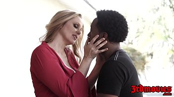 milf33 Goddess Julia Ann stuffing pussy with young BBC