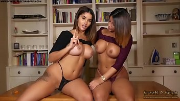 slsex Indian twins Strip and give you jerk Off Instructions