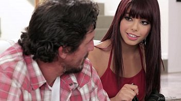 boobgoddess Step daughter makes sextape with her Dad - Gina Valentina and Tommy Gunn