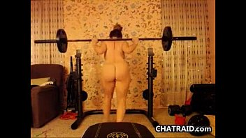 virtualrealporn Pretty Girl Works Out While Naked