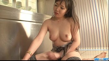phonerotika Cute Haruka Oosawa in lingerie sucking dick