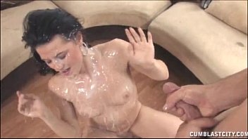 kanmitao Sexyma Naked and Blasted With Cum