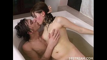 chudai Hot bathroom pounding