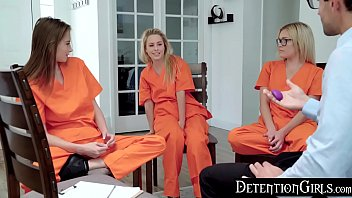 belletette DetentionGirls - Sneaking Her Vibrator Into Group Therapy S1E8