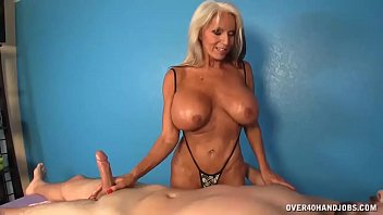 miss3x com Milf Offers Cock Massage Extra To Her Massage