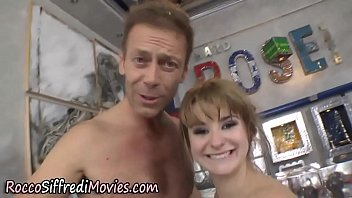 xhamsterlive Bitch gets cumshot from Rocco Siffredi
