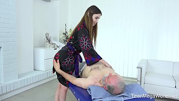 mondo64 Old-n-Young - Elle Rose - Exciting full body massage