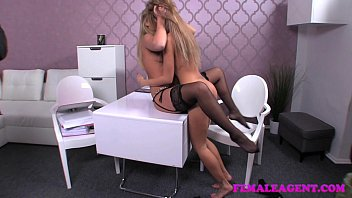 forcesex FemaleAgent When agents collide sexual sparks will fly