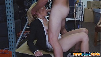 porntub Poor MILF messed up with sperm to make some cash
