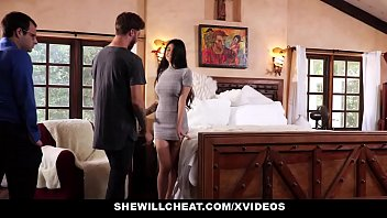 sexvedeo SheWillCheat - Unhappy Wife Fucks Her Boytoy In Front Of Husband