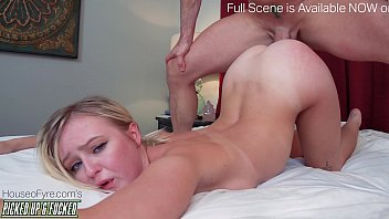 pornh 18 year old Picked Up and Fucked Natalia Queen