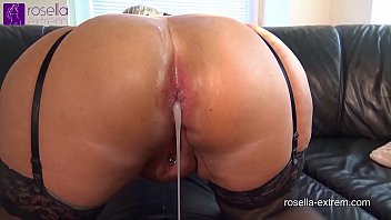 forzaporno Submissive slut hard Ass fucked by a brutal men hordema including extreme filling with sperm and piss