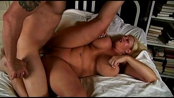 missmegansky Beautiful big tits blonde old spunker enjoys a sticky facial cumshot