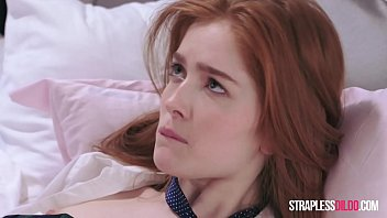 www ass4all com Jia Lissa gets strapon from Merry Pie