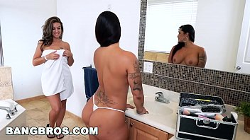 Double Spanking Fun with Spicy Jma Victoria Banxxx and Kiley Jay