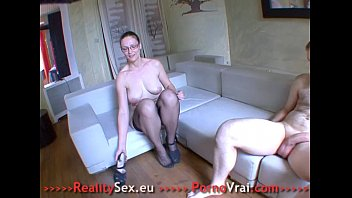 coupleforhotsex Sexy mature fuck with a stranger French amateur