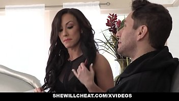 porono SheWillCheat - Curvy Wife Cheats on Husband With Partner