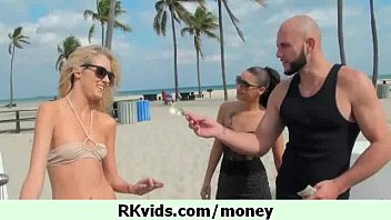 hiqqu Public nudity and hot sex for money 21