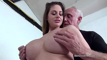 mompov Cathy Heaven fucking with Grandad Ben Dover