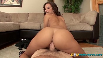 bazzars com Jada Stevens Beautiful Butt Fucked and Mouth Filled With Hot Cum