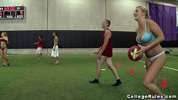 chaturb Young Teens Play Strip Dodgeball on College Rules &lparcr12385&rpar