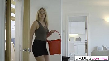 xxx Babes - Step Mom Lessons - Step Up starring Sam Bourne and Karlie Simon and Zoe Doll clip